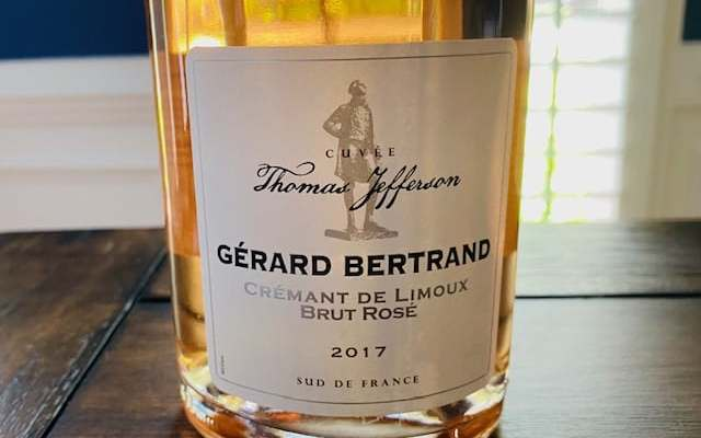 Gerard Bertrand Cremant de Limoux Brut Rose