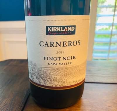 Kirkland Carneros Pinot