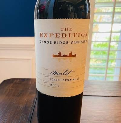 Canoe Ridge Expedition Merlot