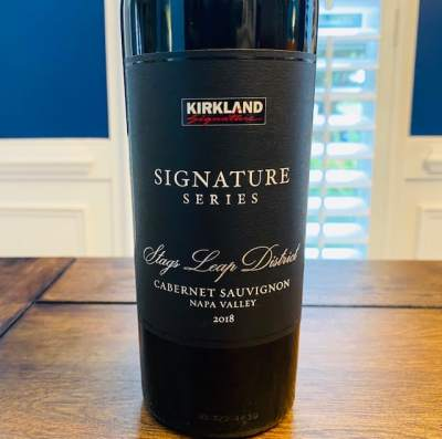 Kirkland Signature Stags Leap Cabernet