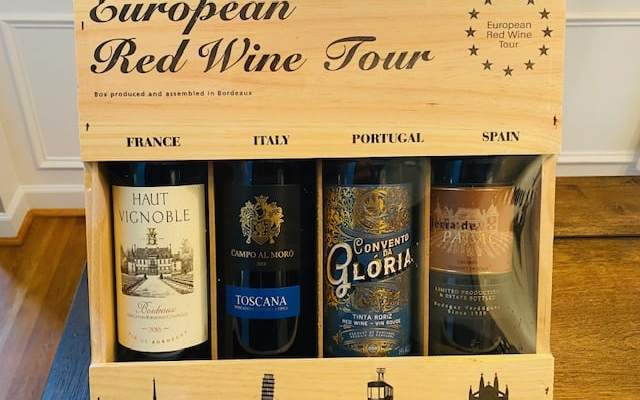 Costco European Wine Tour