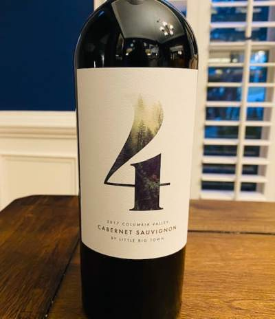 4 Cellars Cabernet Little Big Town