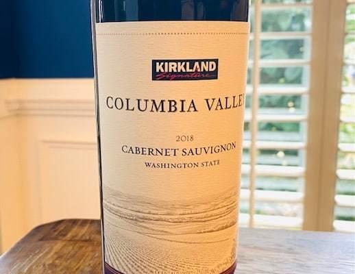 Kirkland Columbia Valley Cabernet