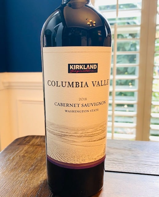 Kirkland Columbia Valley Cabernet