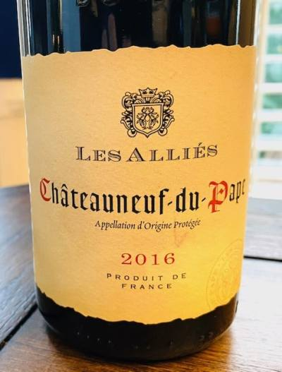 Les Allies Chateauneuf-du-Pape