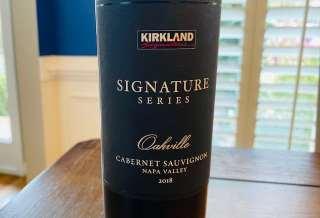 Kirkland Oakville Cabernet