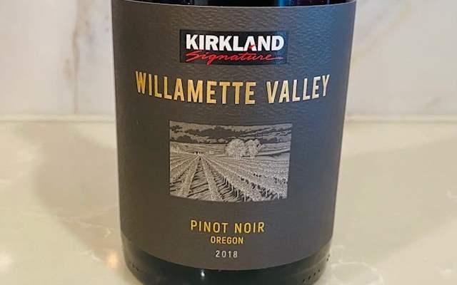 Kirkland Willamette Pinot
