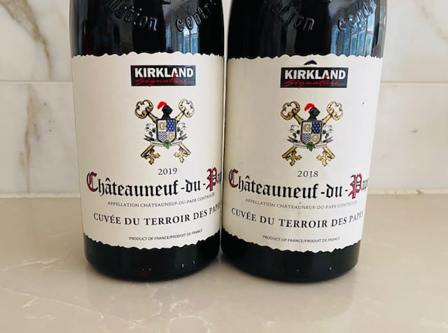 Kirkland Chateauneuf du Pape