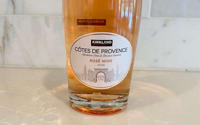 Kirkland Signature Cotes De Provence Rosé