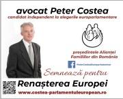 Tu ai semnat pentru Peter Costea?