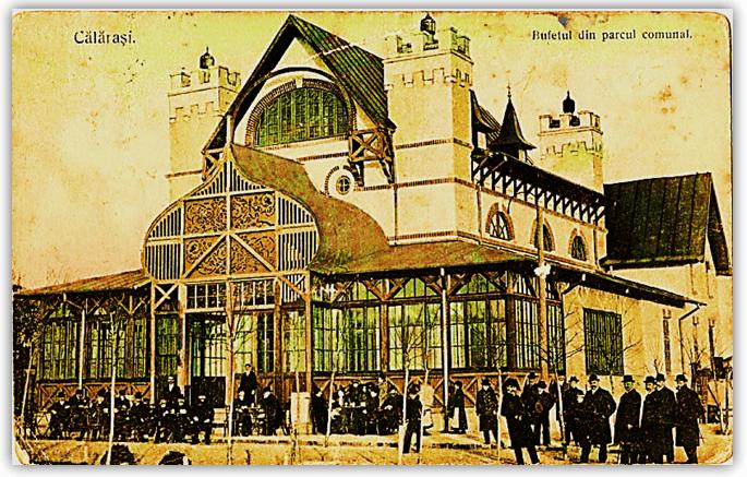Casinoul comunal 1906 Paraschiv Tiliucă