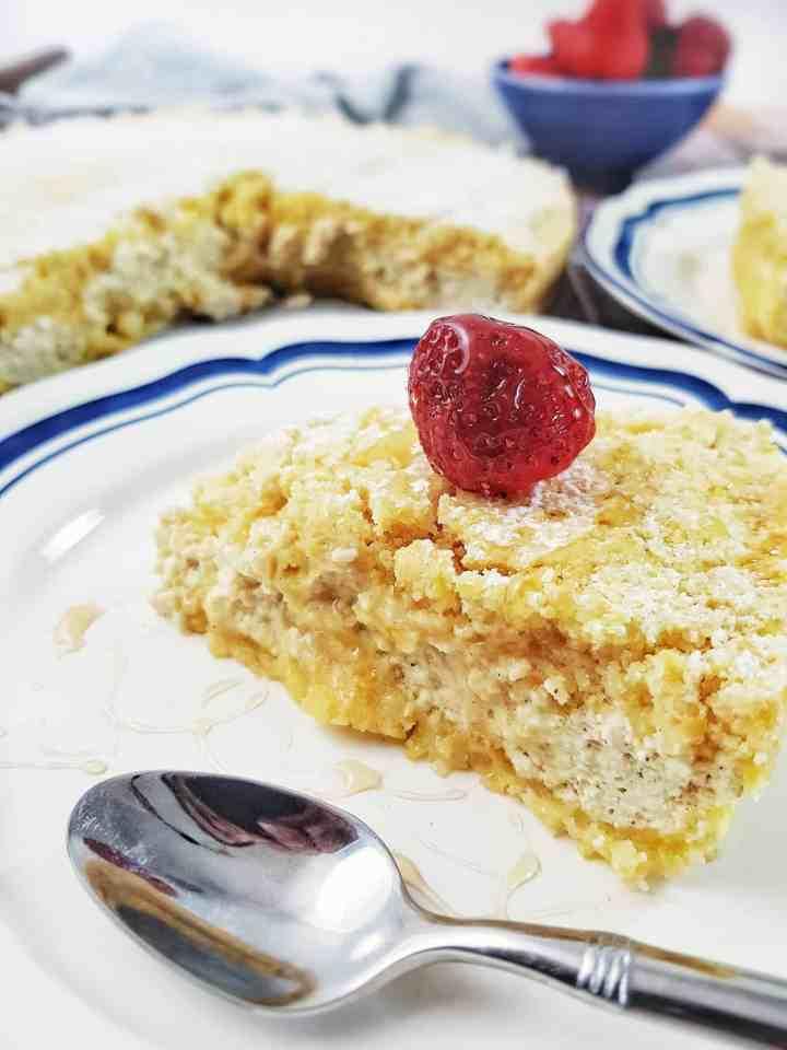 Prăjitură cu urdă I
