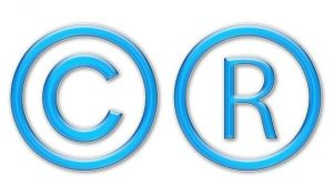 C and R for copyright