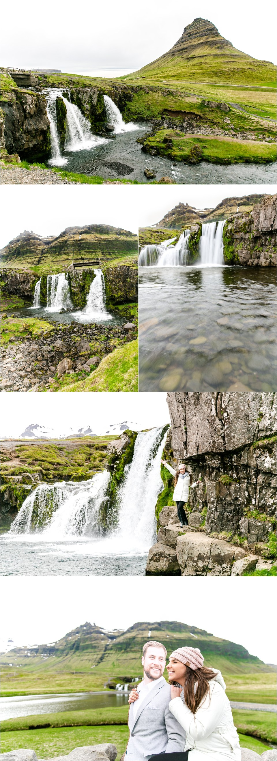 Iceland Ring Road Travels Reykjavik churches waterfalls