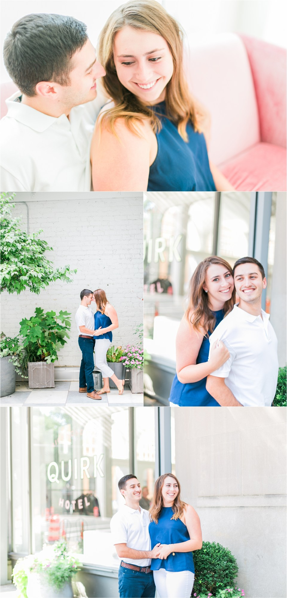 Costola Photography, Richmond Wedding Photographer, Quirk Hotel