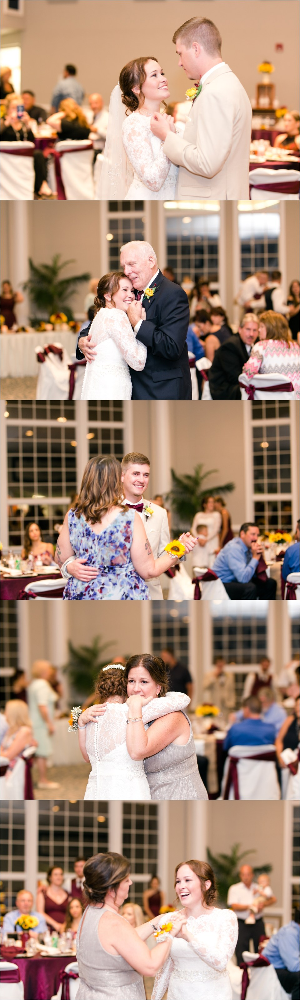 maryland wedding reception photographer