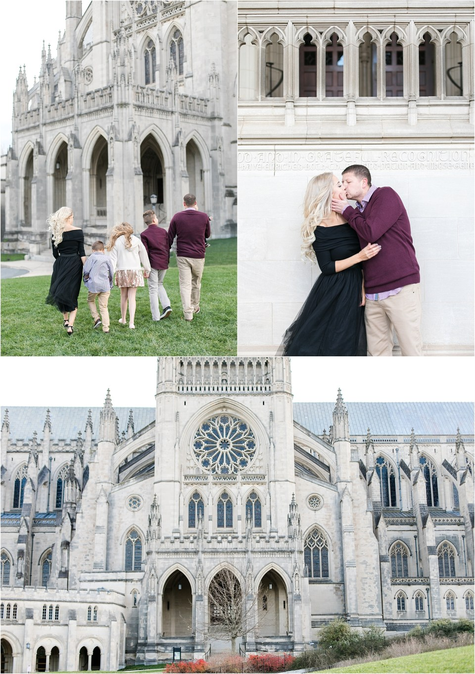 National Cathedral Photography Session