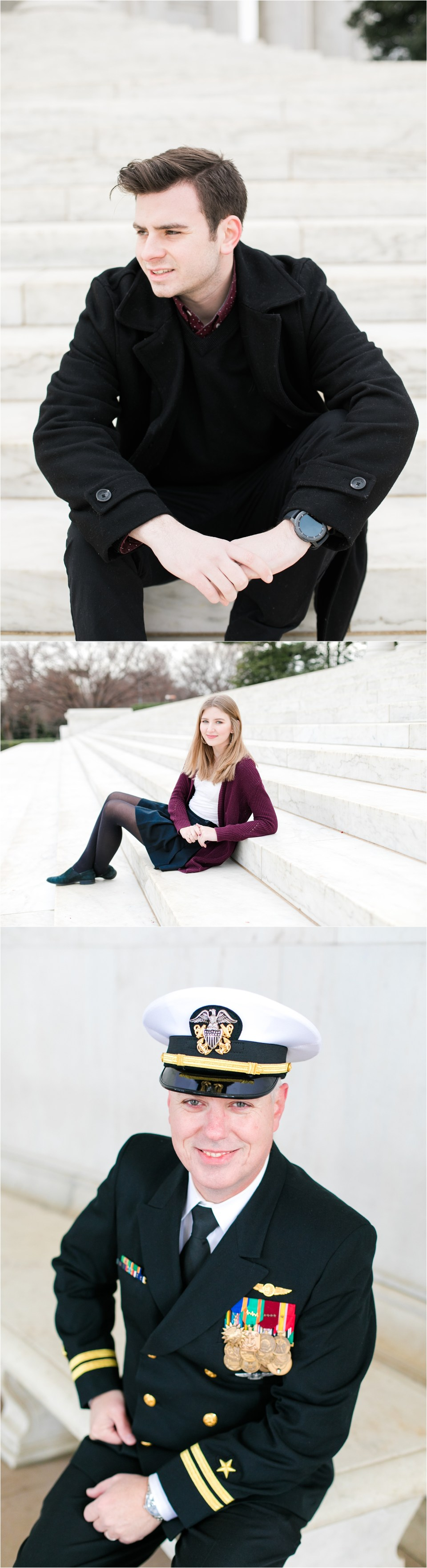 Washington D.C. Senior Session