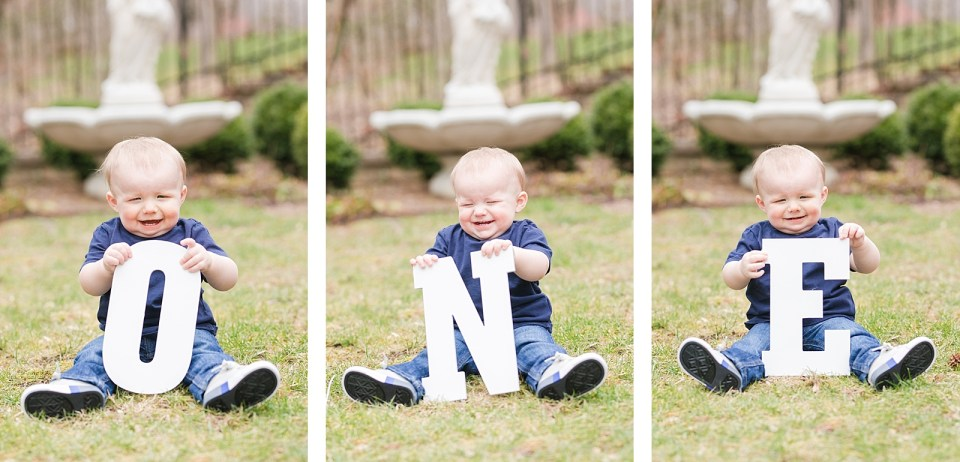 First Birthday in Southern Maryland Costola Photography_0809