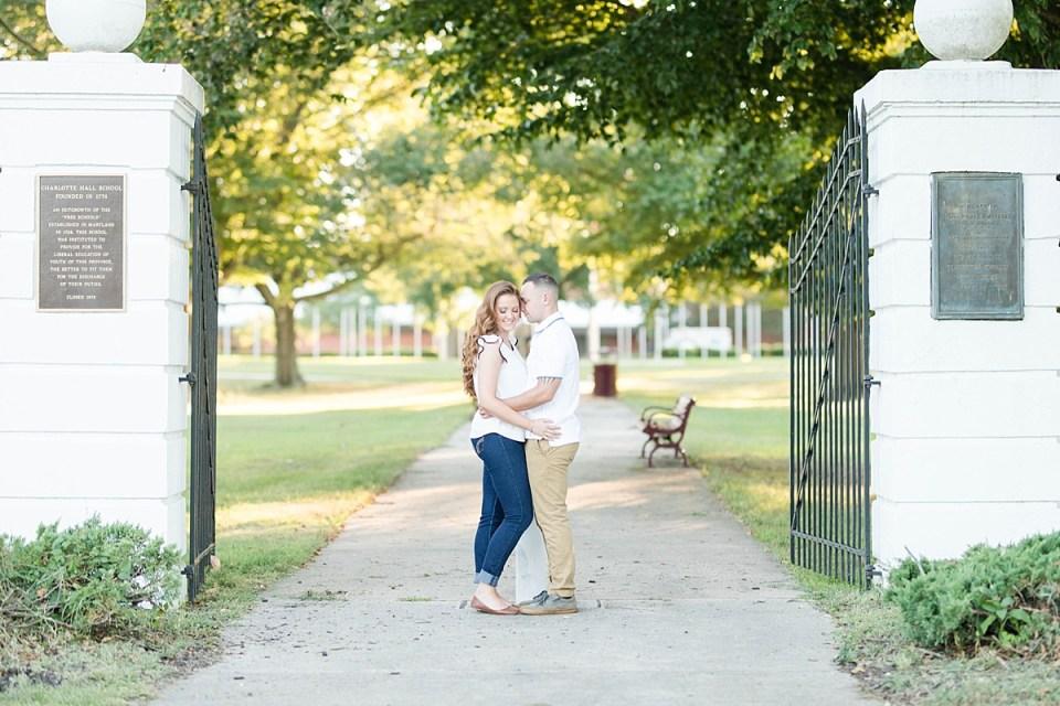 St Mary's County Engagement Session Washington DC Wedding Photographer Costola