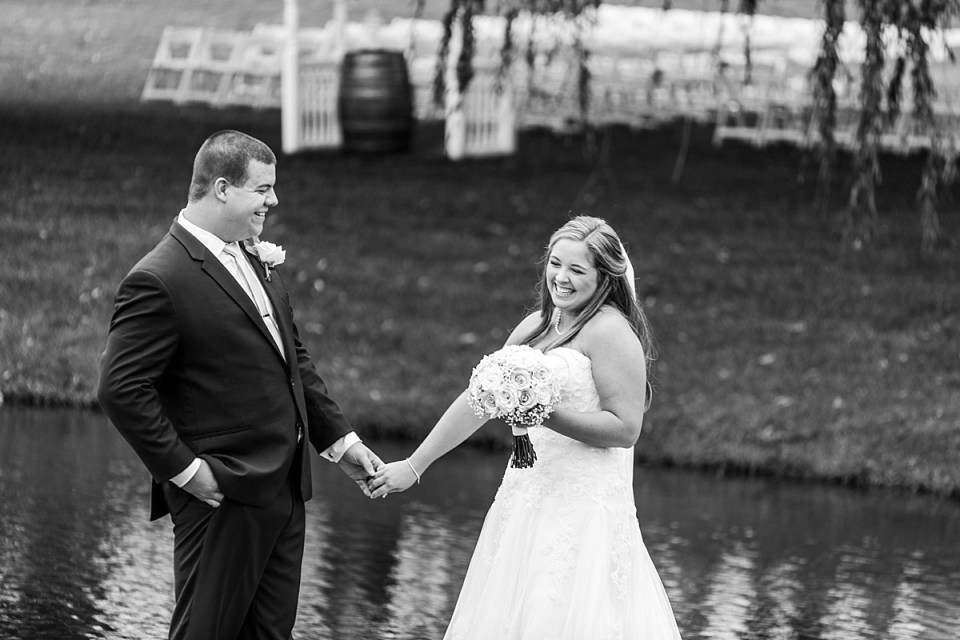 Pond View Farm Wedding Costola Photography Maryland