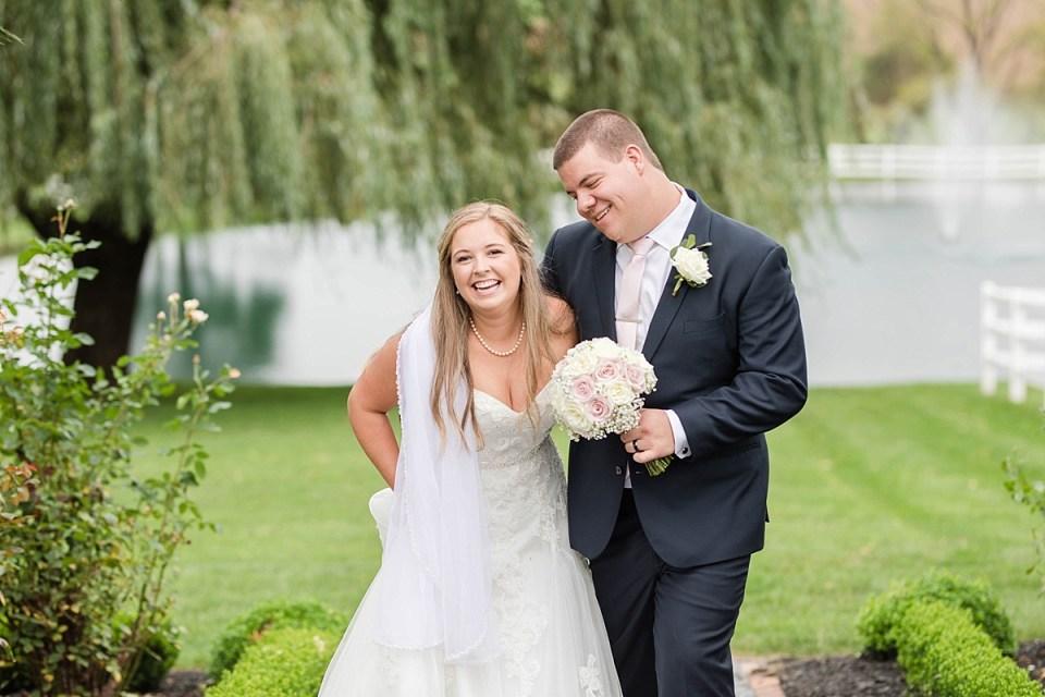 Pond View Farm Wedding Costola Photography Maryland