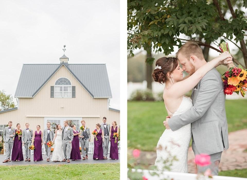 Flora Corner Farm Wedding   Costola Photography