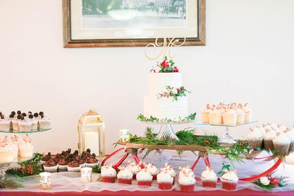 Chesapeake Beach Resort Christmas Dinner 2020 Chesapeake Beach Resort and Spa Winter Wedding | Costola