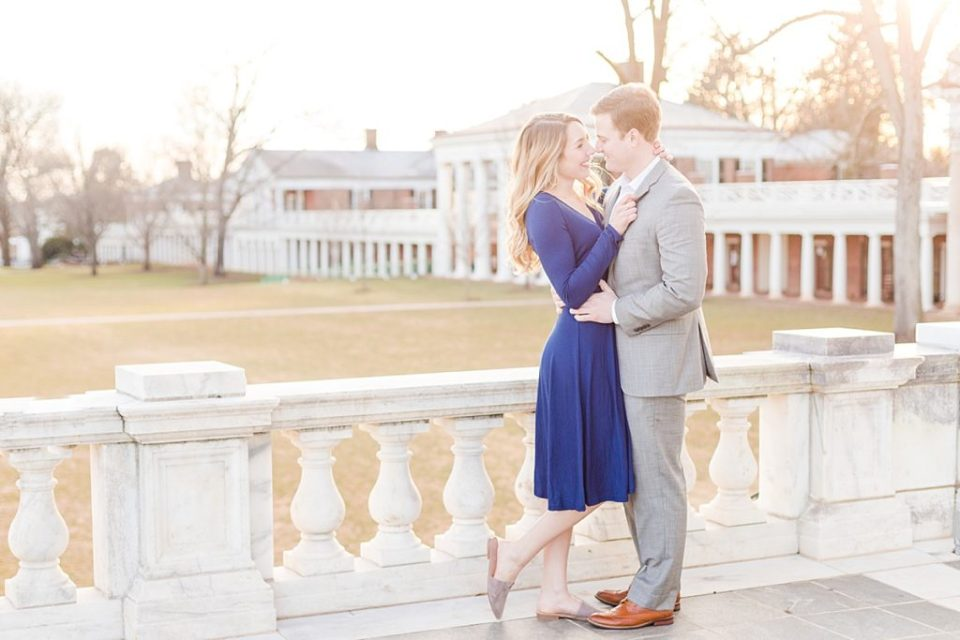 Charlottesville Engagement Session at UVA