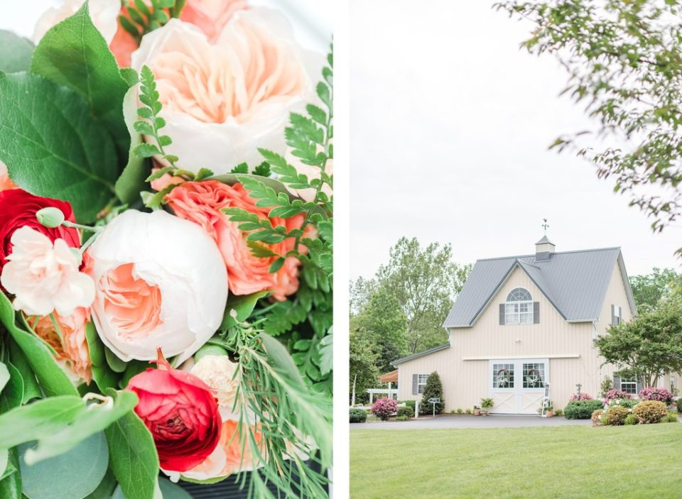 wedding at flora corner farm photographed by costola photography