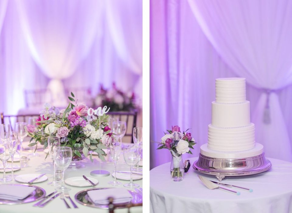 Reception at Lorien Hotel & Spa by Costola Photography