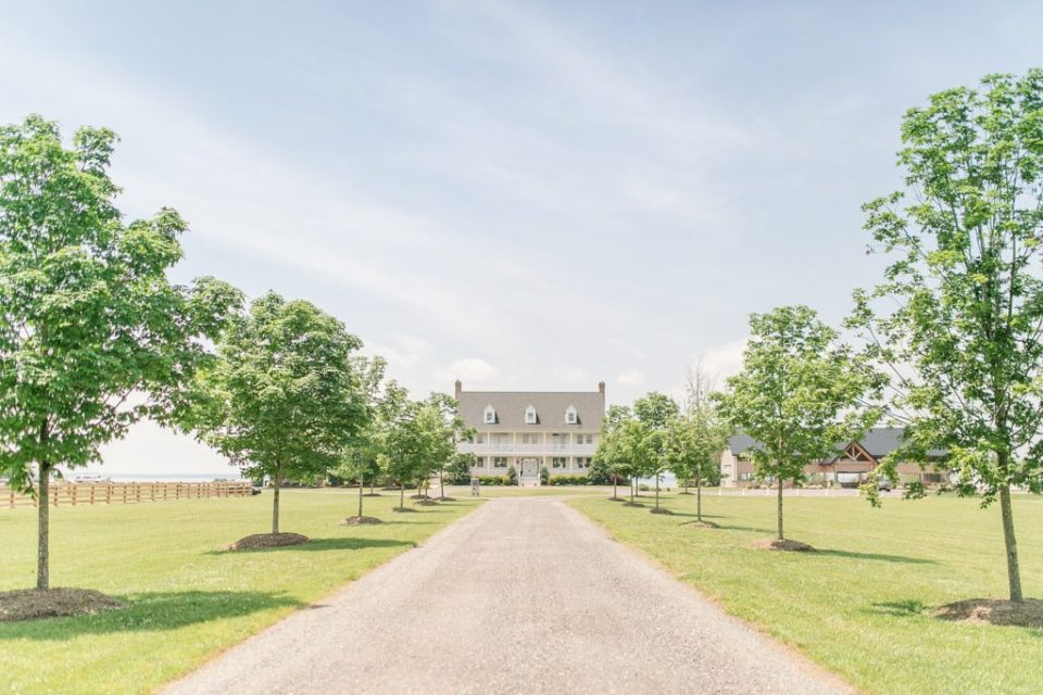 weatherly waterfront farm photography by costola photography