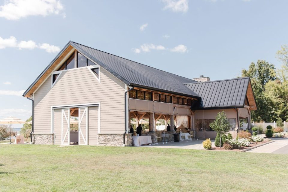 The Pavilion at Weatherly Farm photographed by Costola Photography