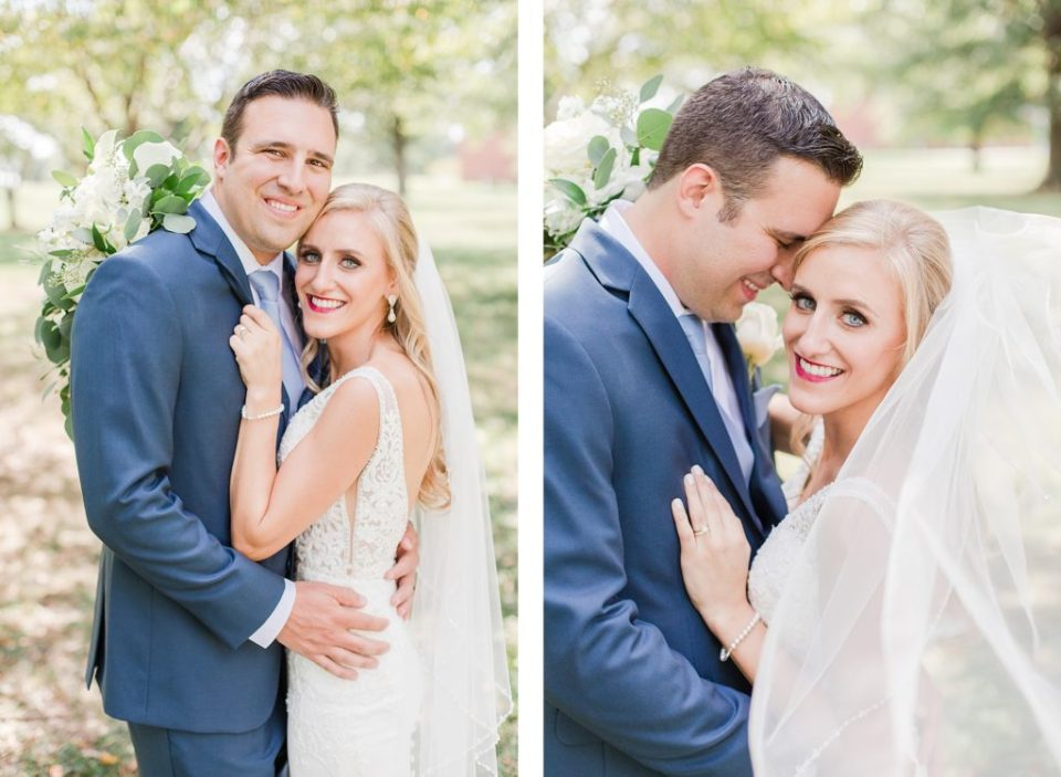First Look at Bayfront Club Wedding by Costola Photography