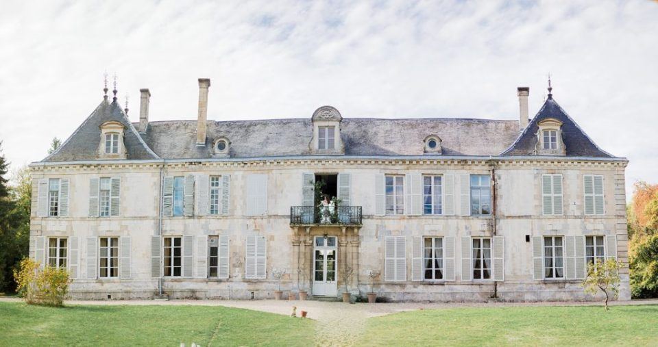 Chateau De Mairy in Champagne France by Destination Wedding Photographer Costola Photography