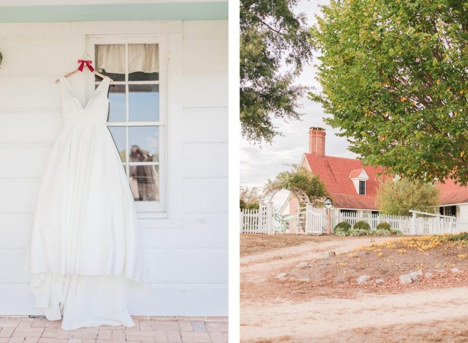 Bridal Suite at Sotterley Plantation Wedding in Southern Maryland by Costola Photography