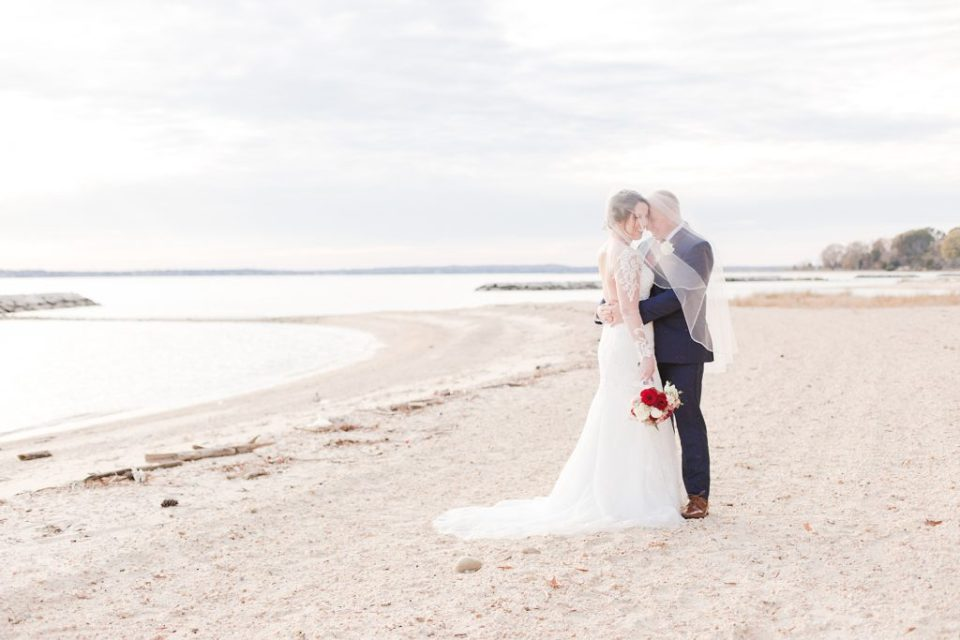 Swan Point Country Club Waterfront Wedding