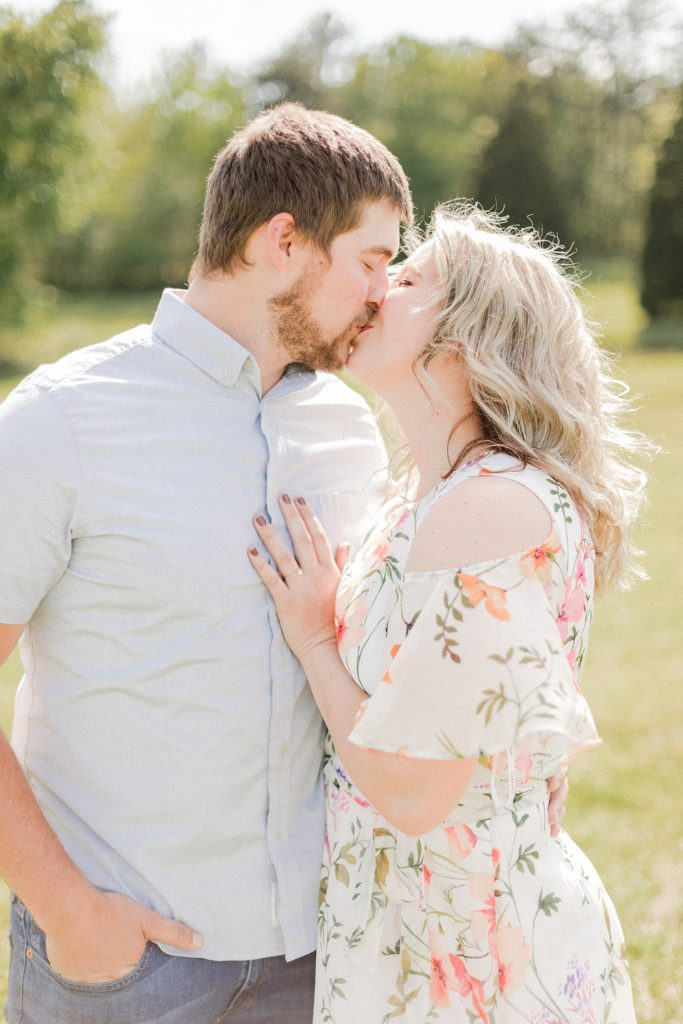 Whimsical Horse Ranch Engagement Session by Costola Photography
