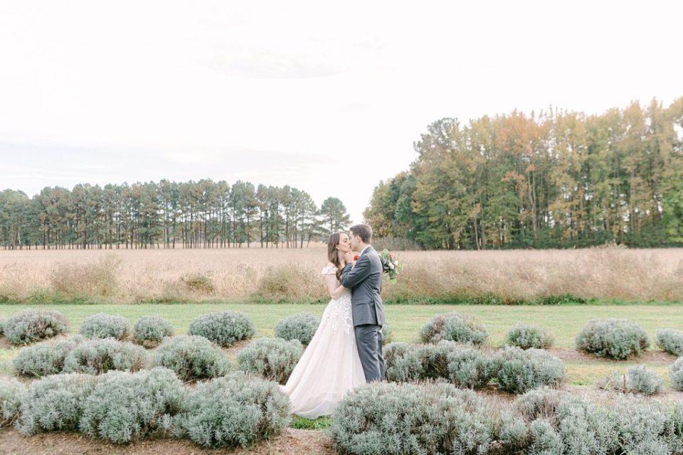 Fall Wedding at the Inn at Huntingfield Creek by Maryland Wedding Photographer Costola Photography