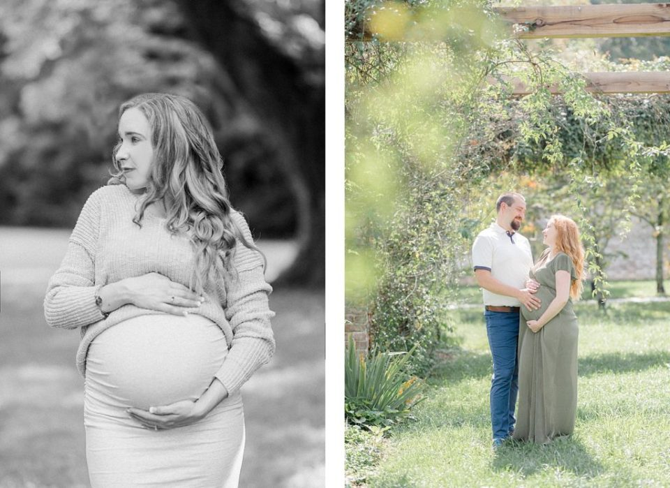 Chatham Manor Maternity Session by Costola Photography