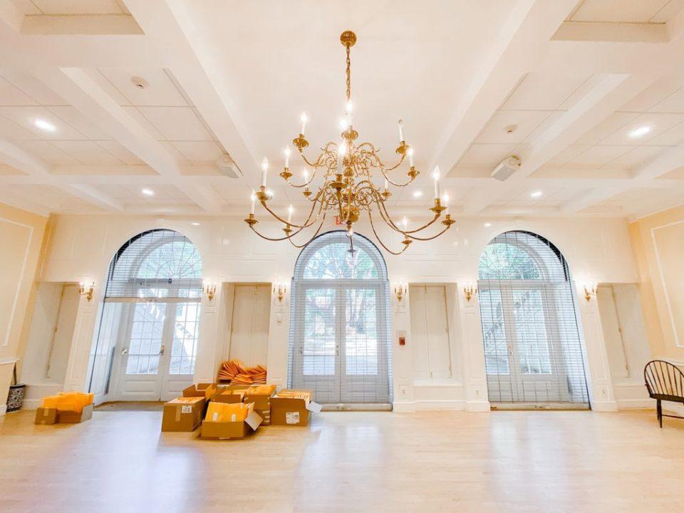 Dumbarton House Wedding Belle Vue Room