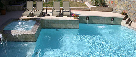 Swimming pool builder swimming pool construction el paso texas cost plus pools for Swimming pool in fort stockton tx