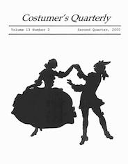 Costumers Quarterly Vol 13 No 2