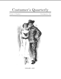 Costumers Quarterly Vol 14 No 1