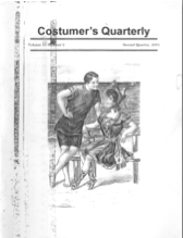 Costumers Quarterly Vol 14 No 2