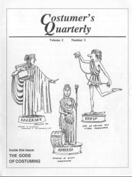 Costumers Quarterly Vol 2 No 2