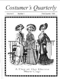 Costumers Quarterly Vol 8 No 1