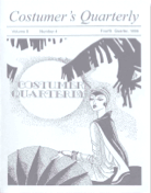 Costumers Quarterly Vol 8 No 4