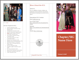 chapter and sig sample brochure