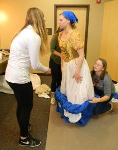 one piece dress down, Cinderella